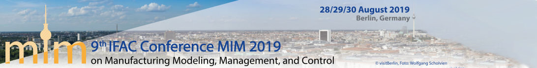 MIM 2019 Program | Friday August 30, 2019